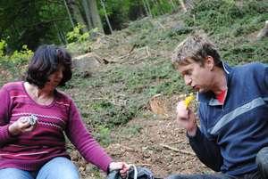 Jarda a Jitka lesní brigáda DSC_185